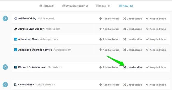 """3 cách """"né"""" email quảng cáo trên Gmail ảnh 5"""