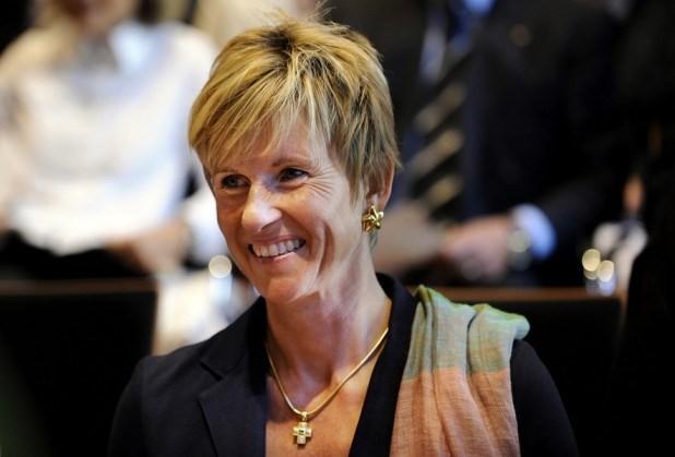 Nữ doanh nhân người Đức, Susanne Klatten xếp thứ năm với 17,5 tỷ USD.
