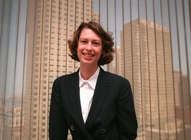 Abigail Johnson được xếp thứ tám với 13,6 tỷ USD.
