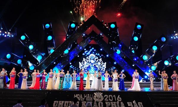 Mãn nhãn màn trình diễn bikini của 18 nhan sắc phía Bắc vào CK HHVN 2016 ảnh 42