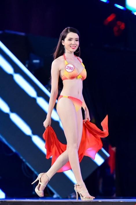 Mãn nhãn màn trình diễn bikini của 18 nhan sắc phía Bắc vào CK HHVN 2016 ảnh 14