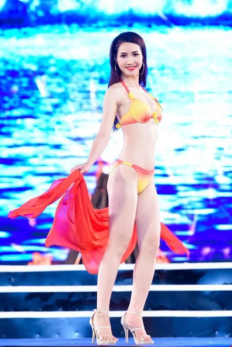 Mãn nhãn màn trình diễn bikini của 18 nhan sắc phía Bắc vào CK HHVN 2016 ảnh 3
