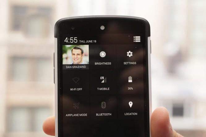 Điểm danh 10 lỗi phổ biến trên thiết bị Android ảnh 3