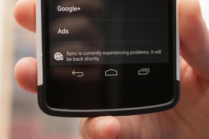 Điểm danh 10 lỗi phổ biến trên thiết bị Android ảnh 5