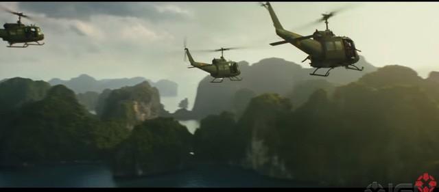 Video: Việt Nam cực cuốn hút trong trailer của Kong: Skull Island ảnh 1