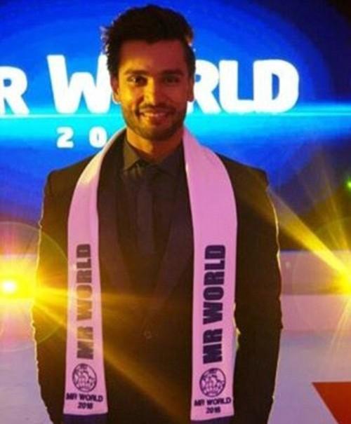Tài tử Ấn Độ giành ngôi Nam vương thế giới ảnh 2
