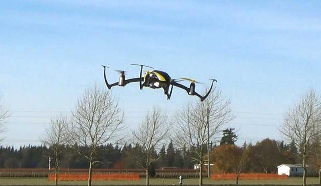 8 drone được chuộng nhất hiện nay ảnh 2