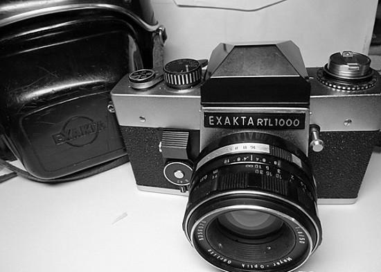 Chiếc máy ảnh EXAKTA RTL 1000 – Vũ khí đời binh nghiệp của tôi