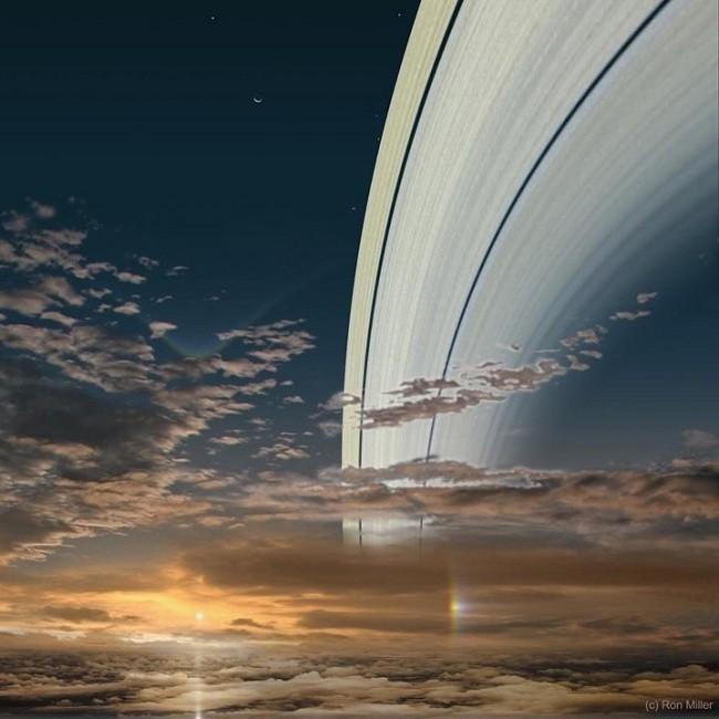 Ấn tượng Mặt Trời nhìn từ hành tinh khác ảnh 3