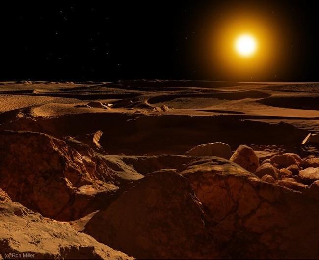 Ấn tượng Mặt Trời nhìn từ hành tinh khác ảnh 4