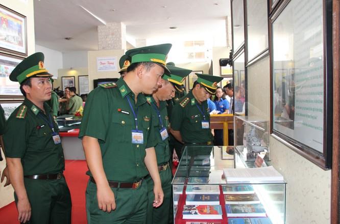 Khai mạc Triển lãm chủ quyền Hoàng Sa, Trường Sa của Việt Nam tại An Giang ảnh 2