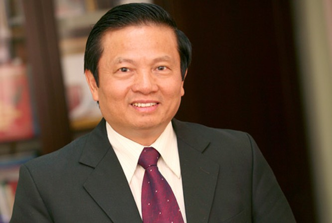 Chủ tịch Hội Truyền thông số Việt Nam Lê Doãn Hợp