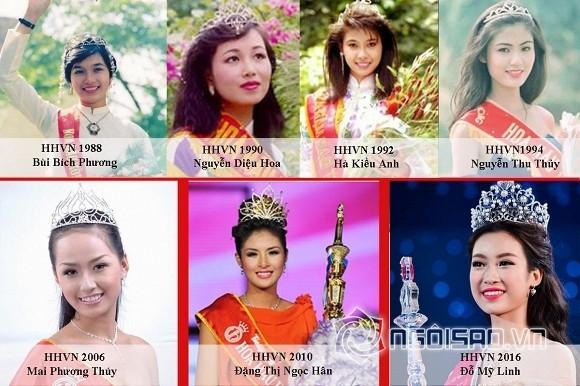 Hoa hậu Việt Nam người Hà Thành: Ai tài - Ai sắc? ảnh 1