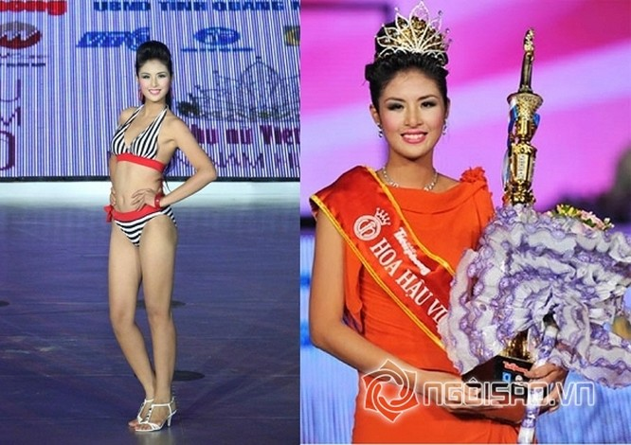 Hoa hậu Việt Nam người Hà Thành: Ai tài - Ai sắc? ảnh 5