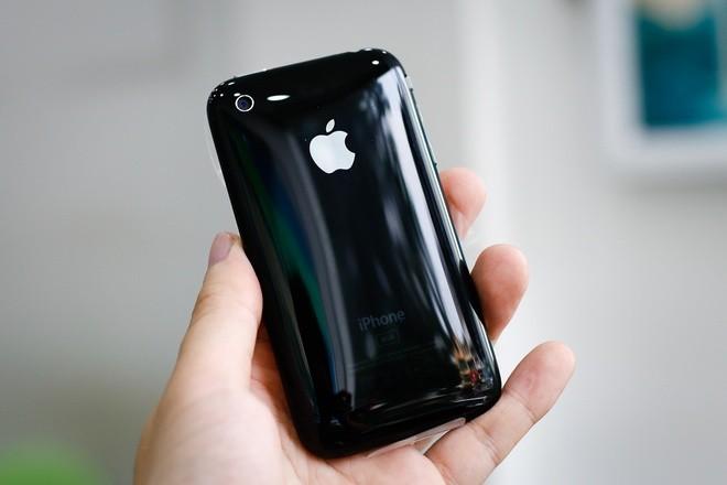 Cận cảnh iPhone 3G hàng hiếm giá 50 triệu đồng ở Việt Nam ảnh 7