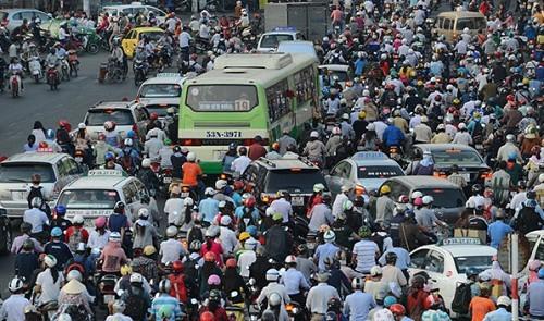 """Báo Mỹ: Ô tô tự lái """"thất thủ"""" trước giao thông Việt Nam ảnh 2"""