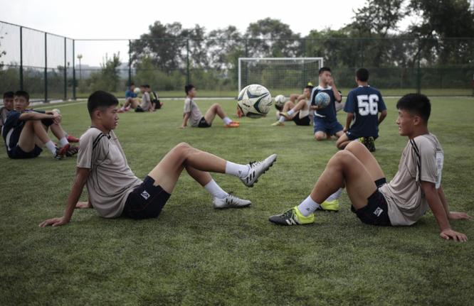 Những hình ảnh Kim Jong-un không muốn để lọt ra ngoài biên giới Triều Tiên ảnh 5