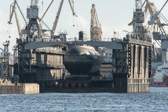 Cuối năm 2016: Nga sẽ bàn giao tàu ngầm Bà Rịa - Vũng Tàu cho Việt Nam ảnh 3