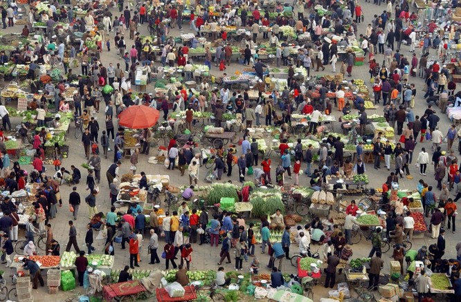 """24 bức ảnh """"gây sốc"""" về Trung Quốc ảnh 15"""