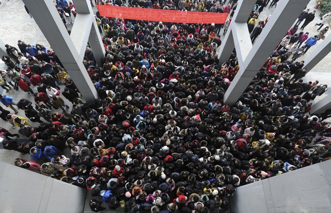 """24 bức ảnh """"gây sốc"""" về Trung Quốc ảnh 1"""