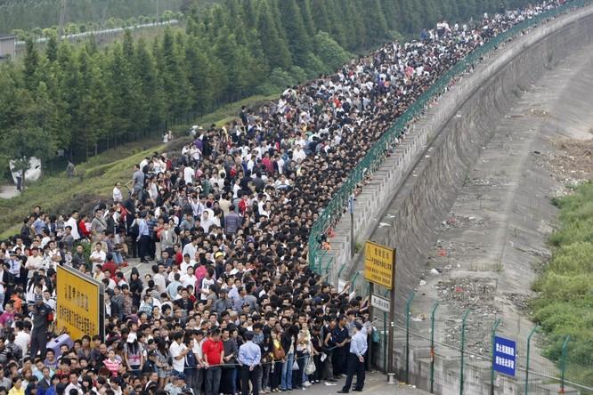 """24 bức ảnh """"gây sốc"""" về Trung Quốc ảnh 21"""