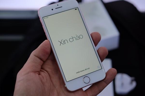 Mở hộp iPhone 7 đầu tiên về Việt Nam, giá gần 34 triệu đồng ảnh 7