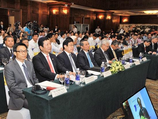 Thủ tướng Nguyễn Xuân Phúc trực tiếp chỉ đạo Vietnam ICT Summit 2016 ảnh 1