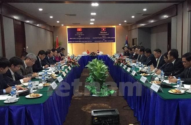 Việt Nam - Lào tăng cường hợp tác trong lĩnh vực an toàn thông tin ảnh 1