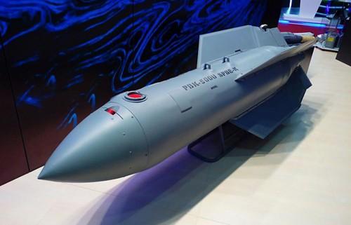 Điểm danh 8 vũ khí mới nhất của Nga ảnh 1
