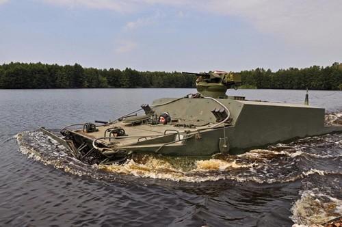 Điểm danh 8 vũ khí mới nhất của Nga ảnh 8