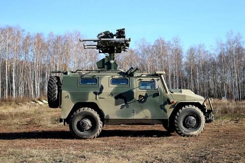 Điểm danh 8 vũ khí mới nhất của Nga ảnh 5