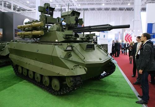 Điểm danh 8 vũ khí mới nhất của Nga ảnh 4