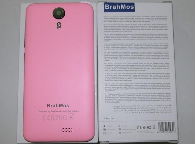 """BrahMos """"lấn sân"""" sản xuất smartphone giá gần 2 triệu đồng ảnh 4"""