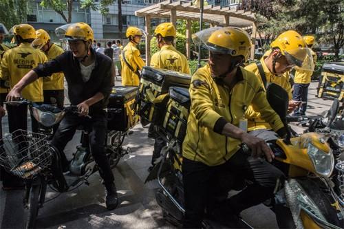 Trung Quốc 'xoá sổ' xe máy ở các thành phố lớn như thế nào? ảnh 2