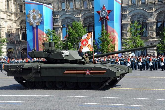 Siêu tăng T-14 Armata là loại xe tăng đầu tiên được sản xuất để phục vụ nhiều mục đích khác nhau và được coi là