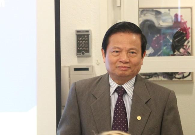 """Nguyên Bộ trưởng Lê Doãn Hợp """"mách nước"""" cách cải thiện giao thông Hà Nội ảnh 1"""