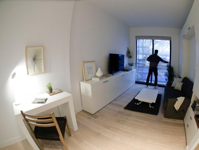 Cuộc sống trong những căn nhà siêu nhỏ khắp nơi trên thế giới ảnh 14