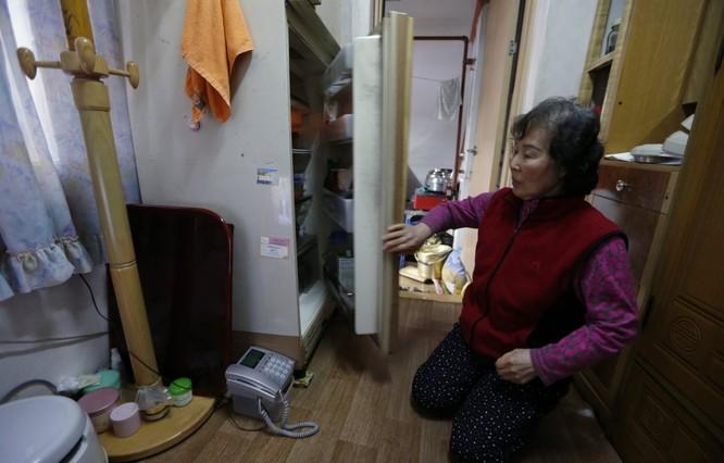 Cuộc sống trong những căn nhà siêu nhỏ khắp nơi trên thế giới ảnh 18