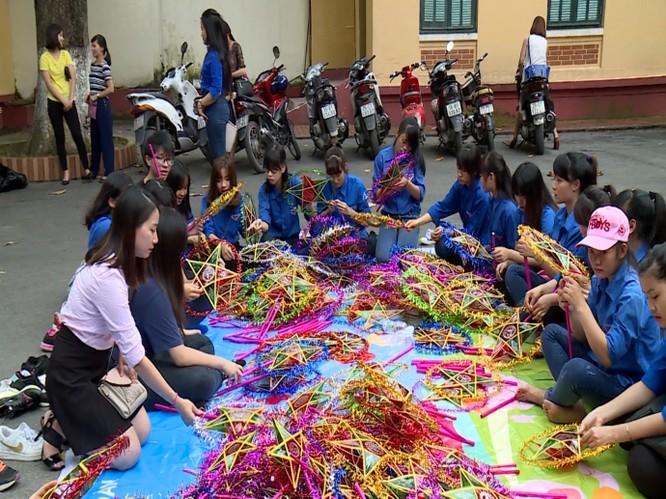 Tân Hiệp Phát tặng quà Trung thu cho 1.000 trẻ em bệnh hiểm nghèo ảnh 1