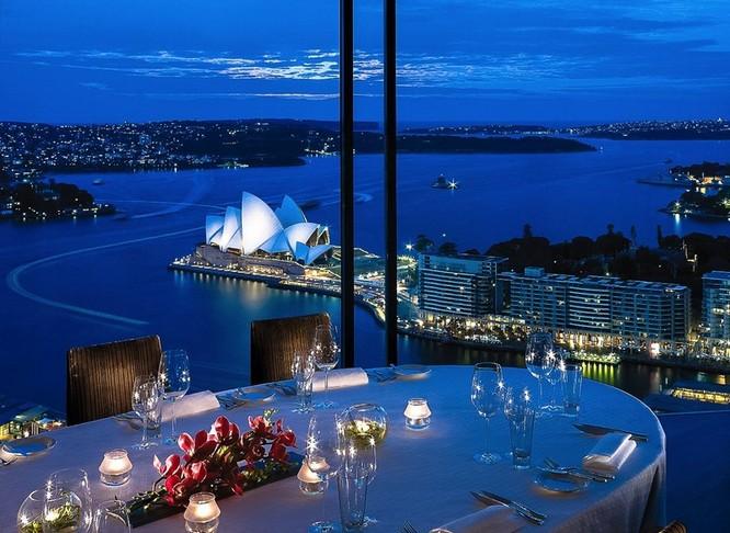 """Top 23 nhà hàng có """"view"""" đẹp nhất thế giới ảnh 15"""