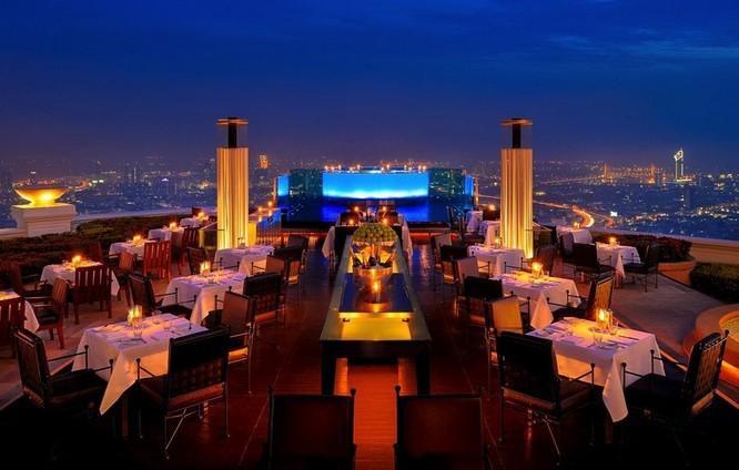 """Top 23 nhà hàng có """"view"""" đẹp nhất thế giới ảnh 1"""