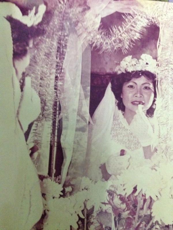 Bồi hồi ngắm lại những tấm ảnh cưới 20 năm có lẻ ảnh 18