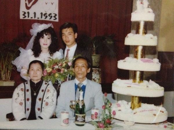 Bồi hồi ngắm lại những tấm ảnh cưới 20 năm có lẻ ảnh 11