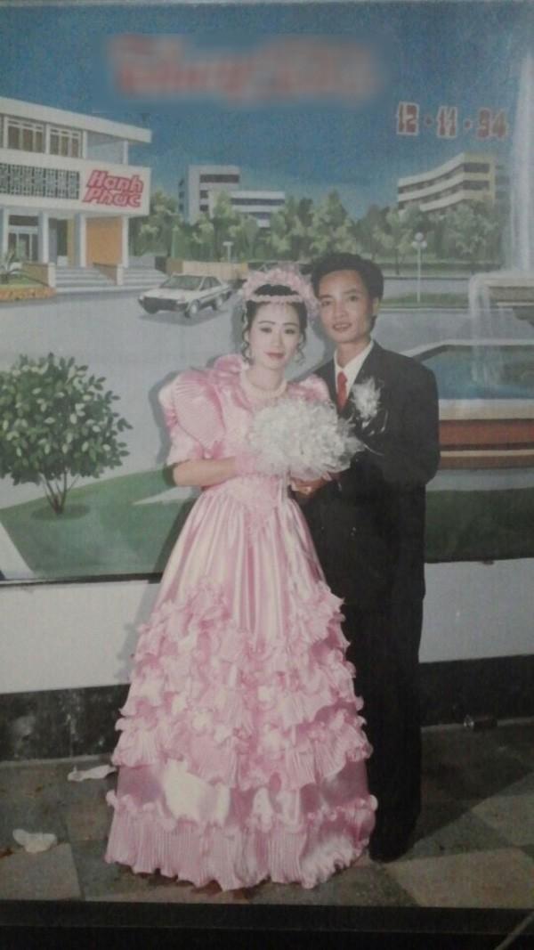 Bồi hồi ngắm lại những tấm ảnh cưới 20 năm có lẻ ảnh 14
