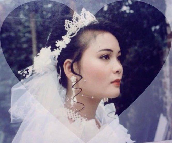 Bồi hồi ngắm lại những tấm ảnh cưới 20 năm có lẻ ảnh 22