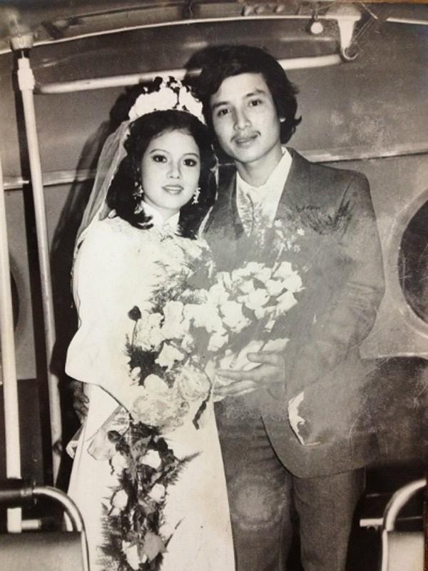 Bồi hồi ngắm lại những tấm ảnh cưới 20 năm có lẻ ảnh 25