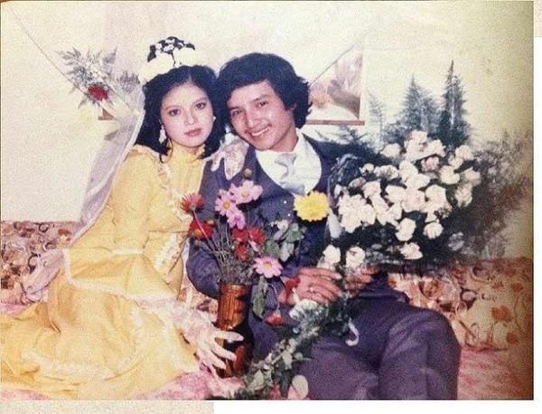 Bồi hồi ngắm lại những tấm ảnh cưới 20 năm có lẻ ảnh 24