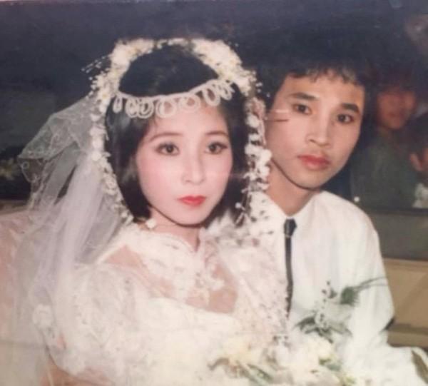 Bồi hồi ngắm lại những tấm ảnh cưới 20 năm có lẻ ảnh 21