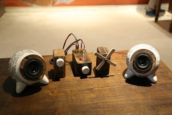 Ra mắt loa điện động handmade đầu tiên của người Việt ảnh 2