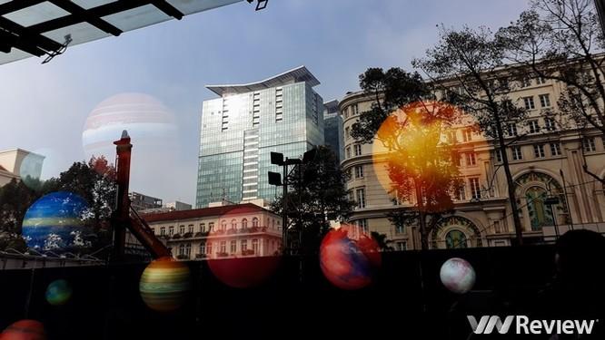 Một thoáng Sài Gòn qua ảnh chụp từ Galaxy J7 Prime ảnh 13